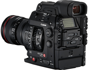 Canon-C300-Mark-II
