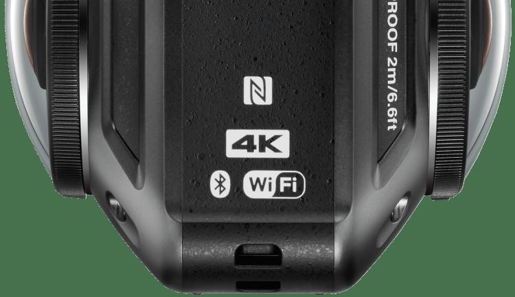 Nikon Keymission360 4K