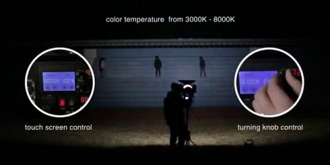 FalconEyes CLL-TDX LED light