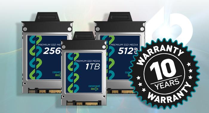 CD SSD Warranty