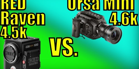 Which Should You Buy The RED Raven 4.5K Or The Blackmagic URSA Mini 4.6K?