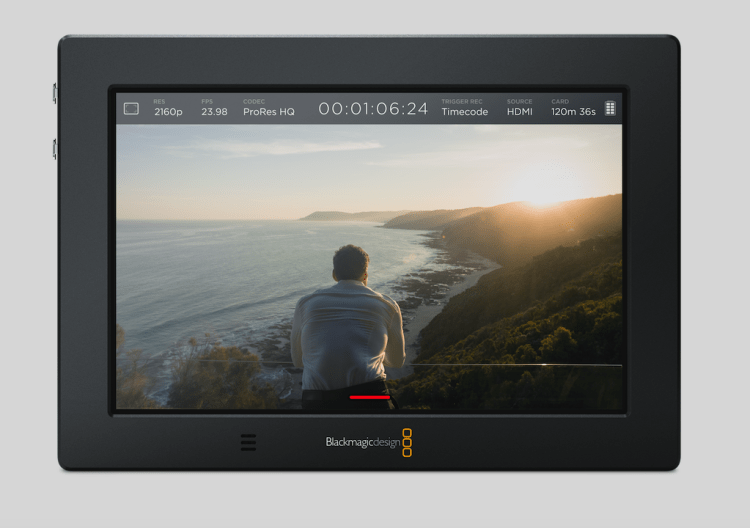 Blackmagic Video Assist 4K 2