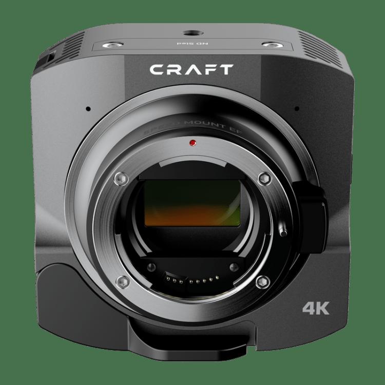 Craft 4K Camera Head