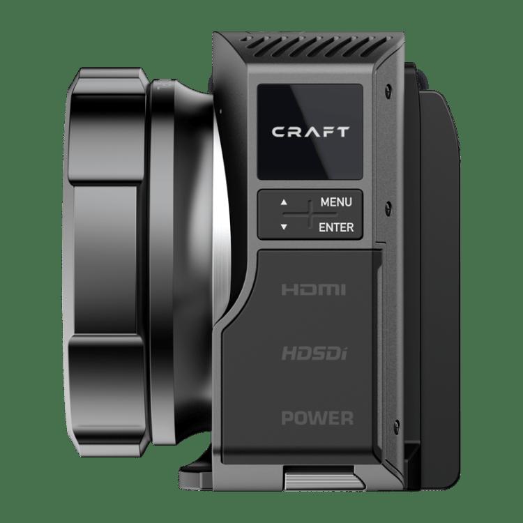 Craft camera Muenu