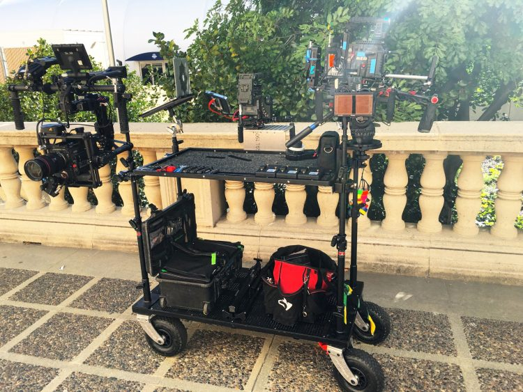 Movi Mikey Kerri Kart set up