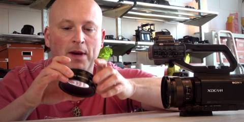 A Look At The Zunow WCX-80 Wide Conversion Lens