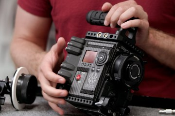 RED Weapon Dragon 6K Carbon Fiber Camera Overview & Setup Guide from BrainBox Cameras