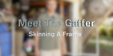 Meet The Gaffer Tutorial On Skinning A Lighting Frame