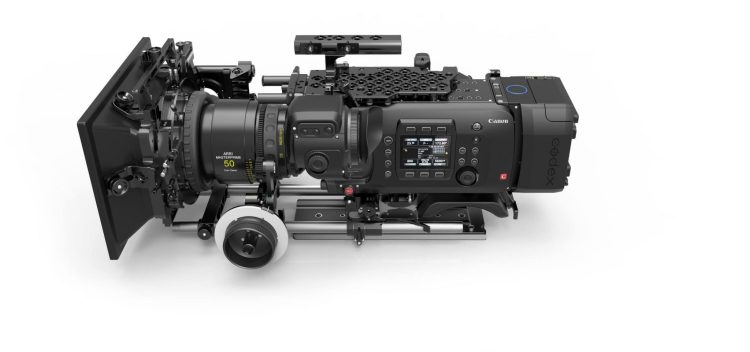 ARRI Accessories on Canon C700 3