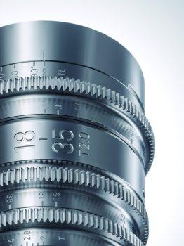 Sigma 18-35mm Cinema Lens