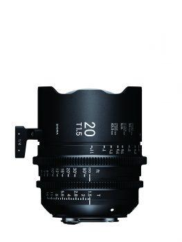 Sigma 20mm Cine Lens