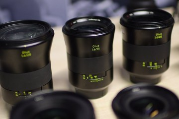 A Look at Ziess Video Lenses: Milvus, Otus, Touit, Loxia, and CP.2s