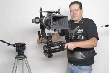 CineMilled Steadicam Armpost Adaptor on Tilta Gravity Gimbal Tutorial