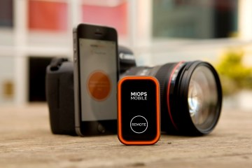 MIOPS MOBILE The World's Most Versatile Camera Remote