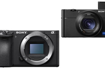 Quick Look At the Sony A6500 & RX100 MK V Cameras