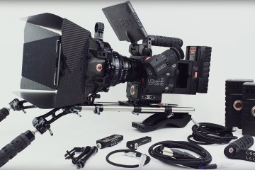 RED Epic-W Modularity in Stop Motion
