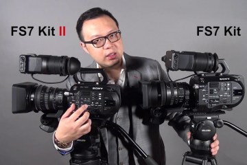 A Look at the Sony PXW FS7 Mark II Camera & the Difference Between the Mark I Camera