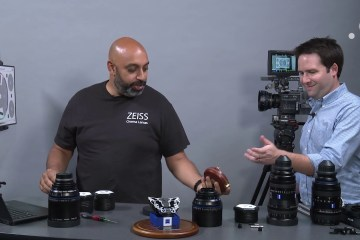 An Inside Look at Zeiss Cinema Lenses from AbelCine