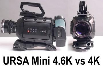 Blackmagic URSA Mini 4.6K Vs Blackmagic 4K Final Camera Review After 6 Months Use
