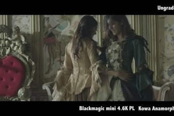 Try The Blackmagic URSA Mini 4.6K PL Camera With Kowa Anamorphic Lens
