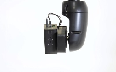 Whisper Head: Silent High Speed PTZ from Mark Roberts Motion Control