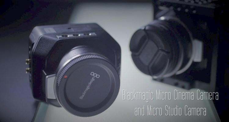 Blackmagic Micro Cinema Camera And Micro Studio Camera Review By Hot Rod Cameras Cinescopophilia