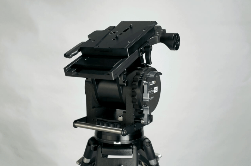 MILLER CAMERA SUPPORT DEBUTS SKYLINE 90 FLUID HEAD FOR LARGE OUTSIDE BROADCASTS AT NAB 2017 Miller Works With Renowned Ronford Baker Engineering Company To