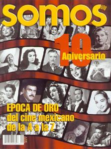 Época de oro del cine mexicano en SOMOS
