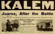 Juárez After the Battle (1911)