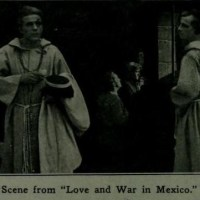 Love and War in Mexico (1913)