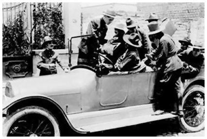 El automóvil gris (1919)