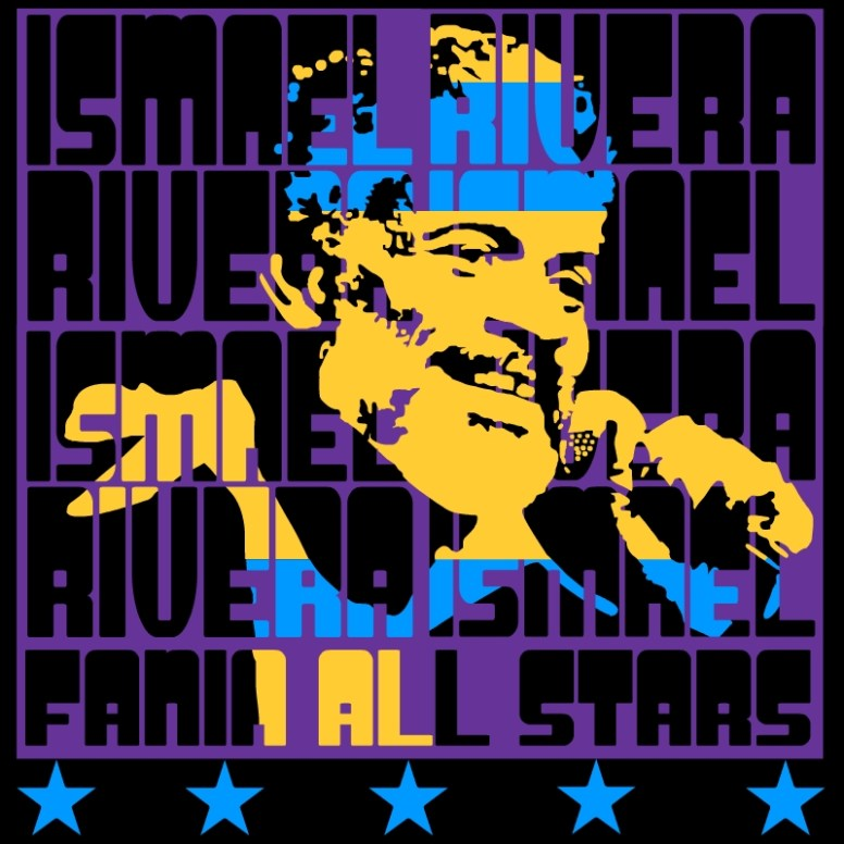 "Ismael Rivera, el gran ""Maelo"", sonero de salsa."