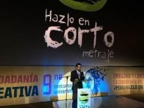 """Bancomer y Cinépolis premian a los ganadores de """"Hazlo en Cortometraje"""""""
