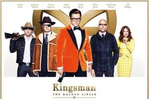 """""""Kingsman: El círculo dorado"""", regresan los agentes educados"""