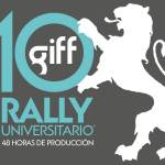 GIFF inicia su convocatoria al décimo Rally Universitario