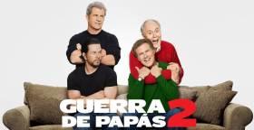 """""""Guerra de Papás 2"""", una calca de la primera parte"""