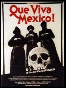 """""""¡Qué viva México!"""", un sarape ruso, la cinta de Sergei Eisenstein"""