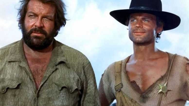 Terence Hill Y Bud Spencer Humor Italiano Imperecedero Cinespacio24