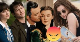 Cuatro películas contra el amor, ese invento del mal
