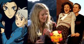 Seis películas para disfrutar del amor 😍