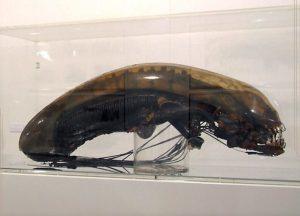 La exposición de H.R. Giger, diseñador de Alien, llega a México