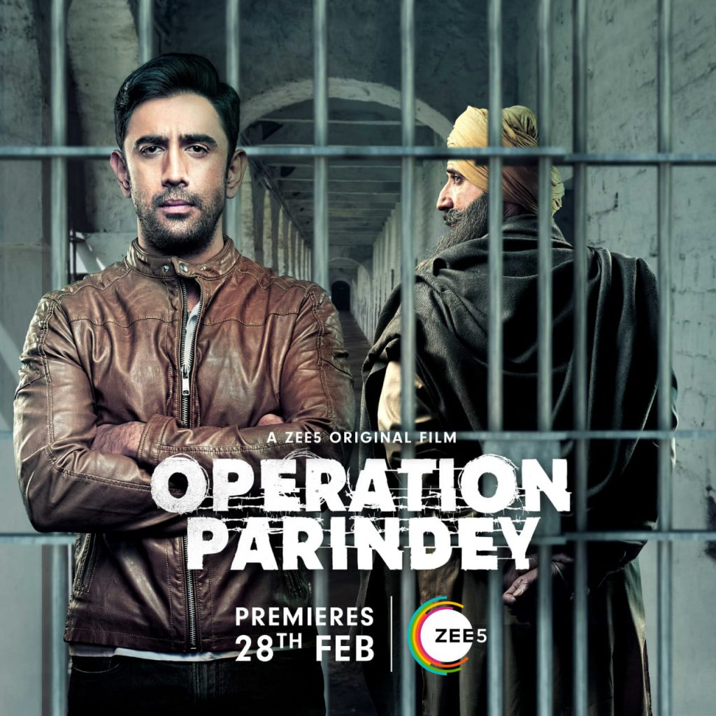 Operation Parindey (2020) Hindi WEB-DL - 480P | 720P | 1080P - x264 - 250MB | 500MB | 950MB - Download & Watch Online  Movie Poster - mlsbd
