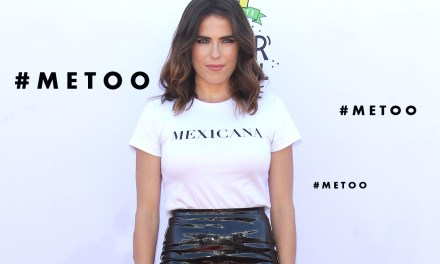 Karla Souza se une al movimiento #MeToo y denuncia abuso sexual