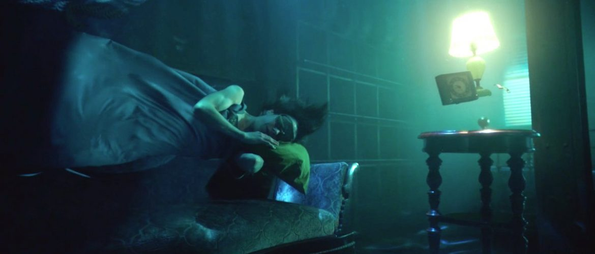 Reseña THE SHAPE OF WATER