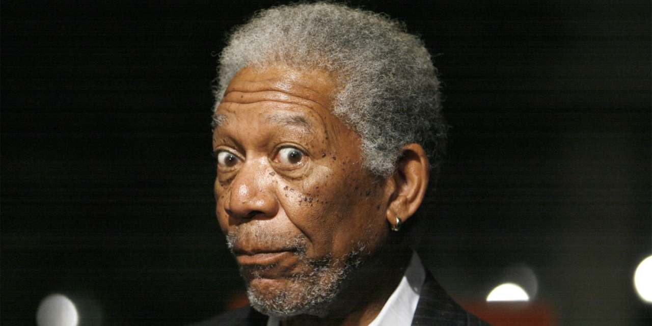 5 Datos que seguramente no sabías de Morgan Freeman