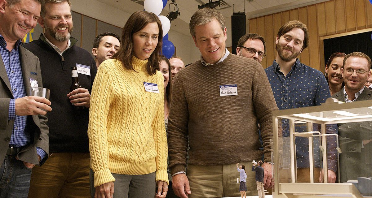 ¡Downsizing ya disponible en formato digital!