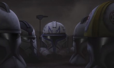 ¡Star Wars: The Clone Wars esta de regreso!