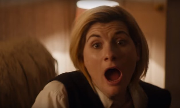 Primer trailer de la nueva temporada de Doctor Who