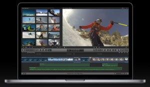MacBookPro & FinalCutPro X