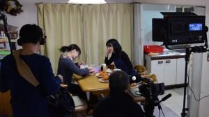 自主制作短編映画「コロッケとヘソクリ」(2015)